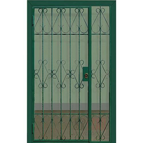 Тамбурная дверь в подъезд ДБС 8-10