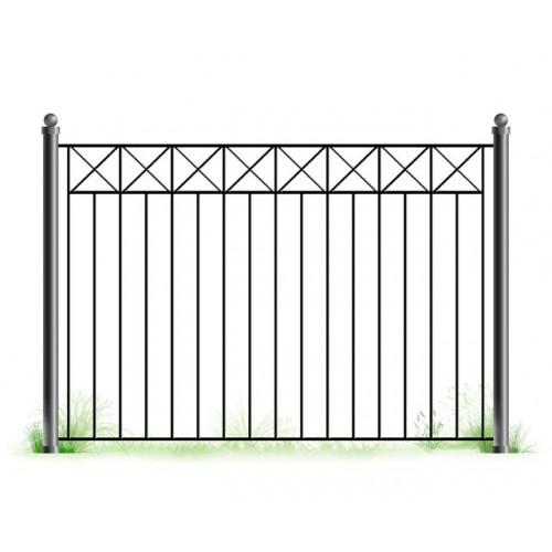 Сварной забор №3