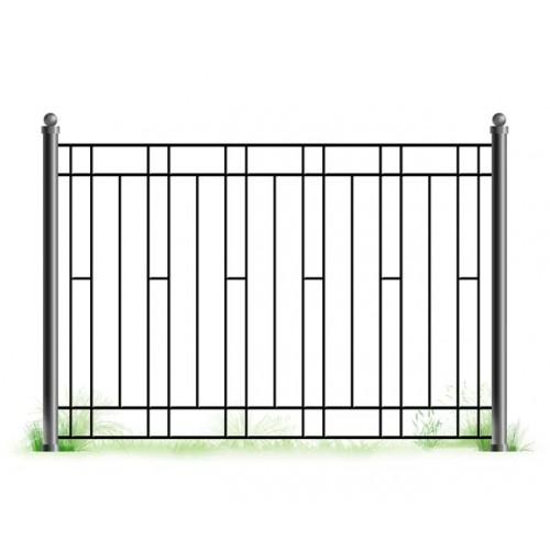 Сварной забор №5