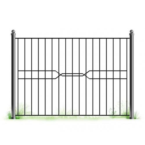 Сварной забор №9